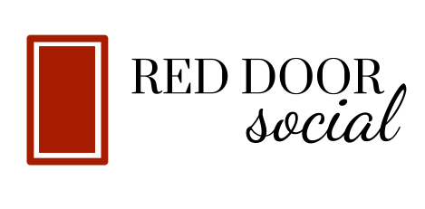 Red Door Social logo
