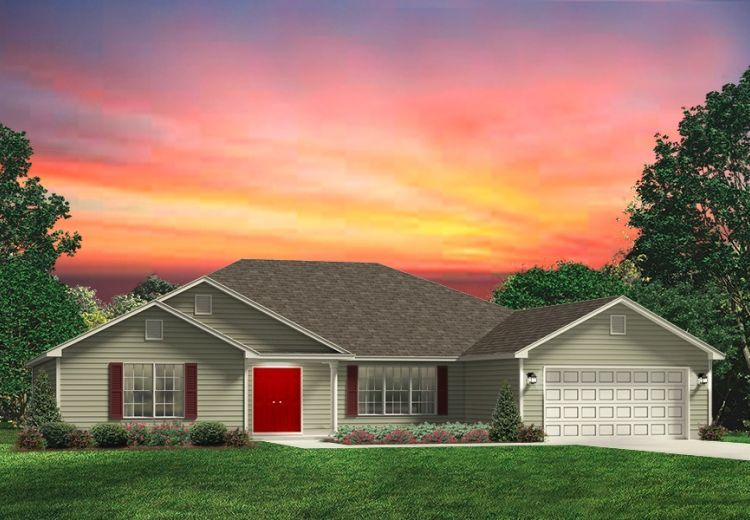 Custom Home Plans - Build On Your Lot