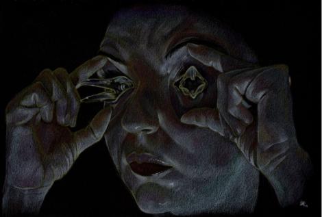 Julia, Crows, by Dale Keogh