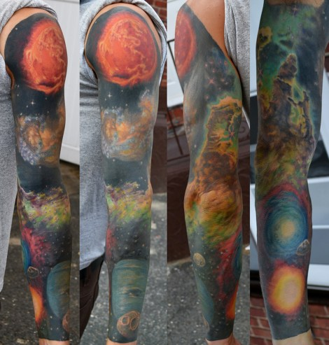 Space Sleeve