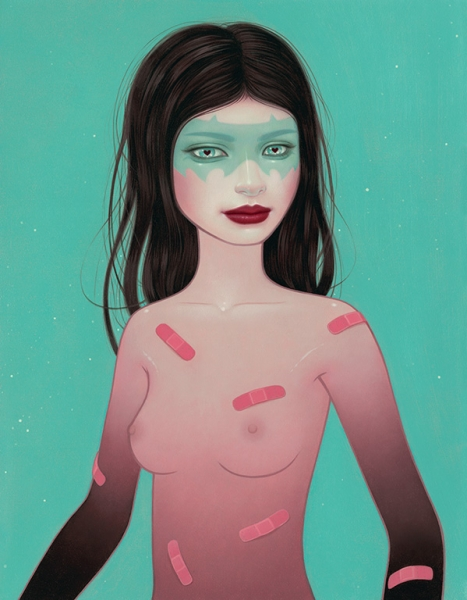 Tara McPherson An Interruption of Blood