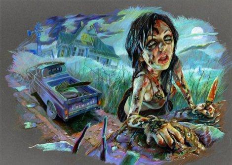 Texas Chainsaw Survivor