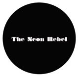 The Neon Rebel logo sml