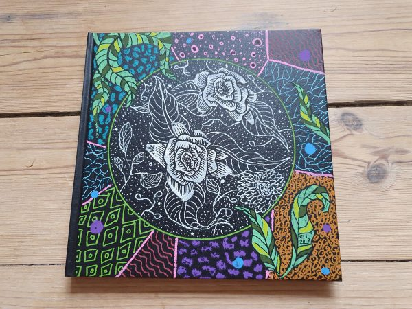 Illustrated notebook I