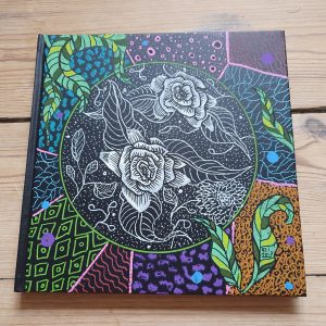 Illustrated notebook I