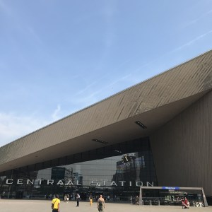 Central Station, Rotterdam