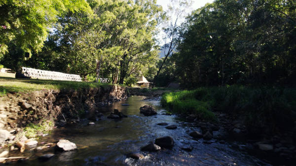 The Creek at Sol Gardens
