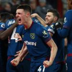 Declan Rice to submit request to switch to England from Republic of Ireland