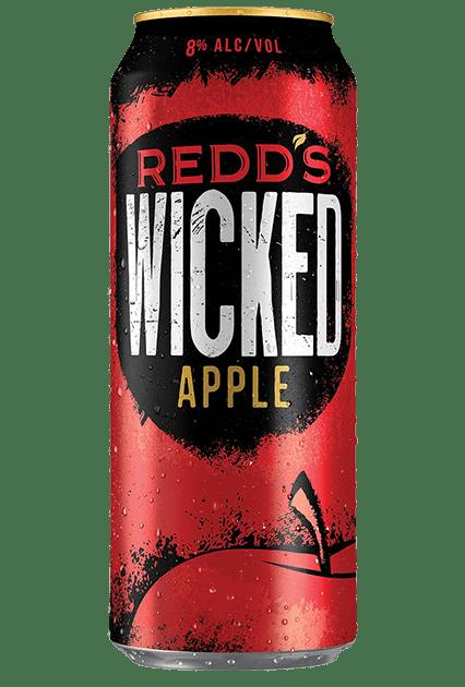Redd's Apple Ale Sugar Content : redd's, apple, sugar, content, Redd's, Wicked
