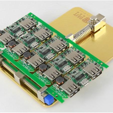 BST-001C DIYFIX Stainless Steel Circuit Board
