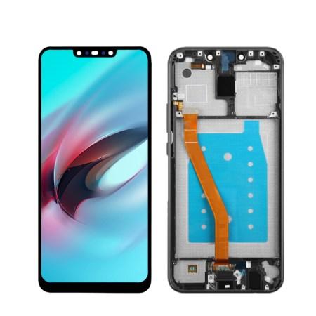 Huawei Mate 20 Lite Lcd Skærm Med Ramme Oem Kvalitet