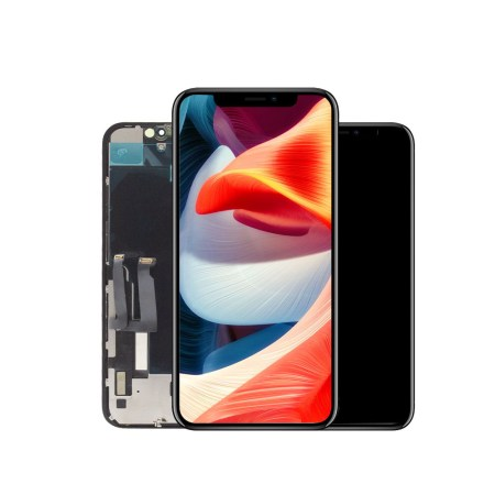 iPhone 11 Sort LCD Display Touch Skærm (Incell)