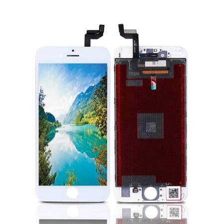 Iphone 6s Hvid Orginal LCD Display Touch Skærm (Oem)