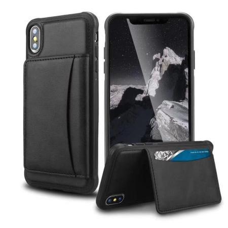 iPhone 7-8-Se 2020 Wallet Læder Holder Cover