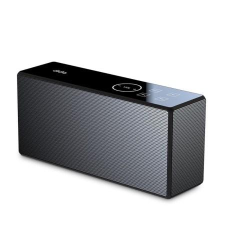X8 Bluetooth Højttaler - Kontrolpanel med Touch funktion - Dobbel Bass