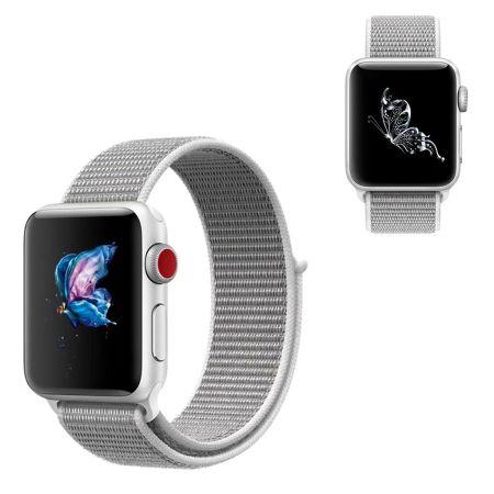 Apple Watch Urrem i Nylon Closure 42/44 mm