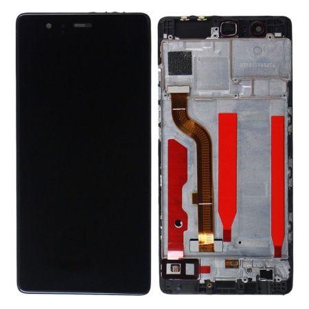 Huawei P9 Skærm Med Ramme Oem Kvalitet
