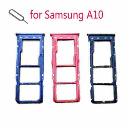 Samsung A10 Double Simkort holder