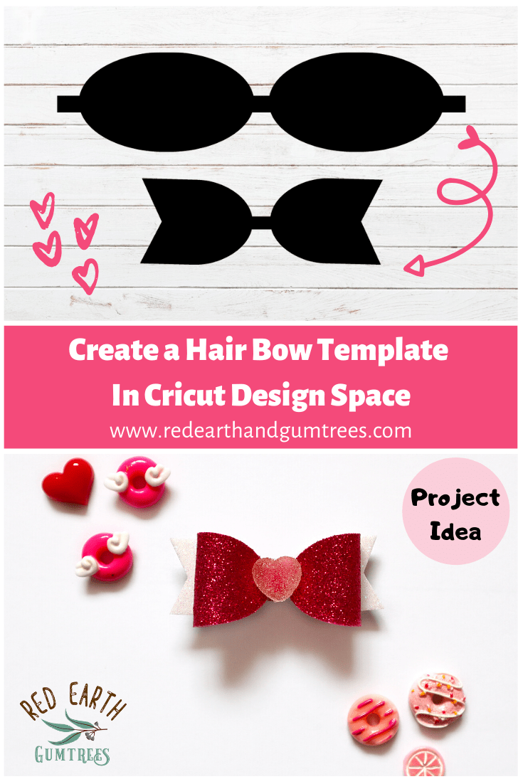 Bow Template Svg : template, Cricut, Design, Space, Tutorials,, Crafts, Inspirations., Files, Download