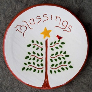 Blessings Tea Dish - $8.
