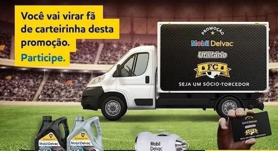 Promoção Mobil Delvac Utilitário Futebol Club FC - Rede da Promoção