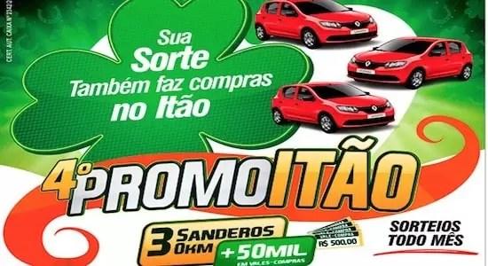 Supermercados Itão Lança Promoção Promoitão Itabuna e Ilhéus - Rede da Promoção