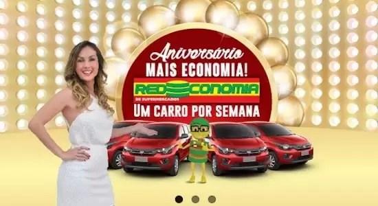 Rede da Economia Promoção Aniversário Mais Economia Redeconomia