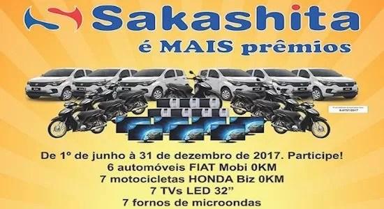 Cadastrar Promoção Sakashita Supermercados é Mais Prêmios - Rede da Promoção