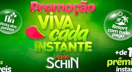 Como Cadastrar Promoção Viva Cada Instante Viva Schin - Rede da Promoção