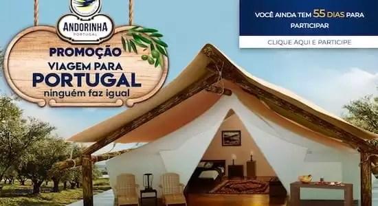 Promoção Andorinha Viagem Para Portugal - Rede da Promoção