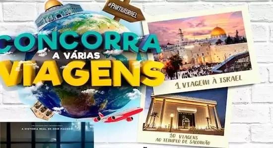Promoção Cinépolis Te Leva a Terra Santa - Rede da Promoção