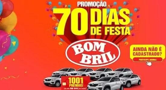 Promoção Bombril 2018 70 Dias de Festa
