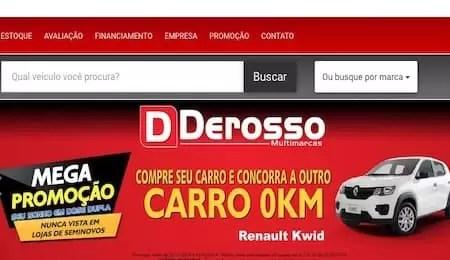 Derosso Mega Promoção Seu Sonho em Dose Dupla - Rede da Promoção