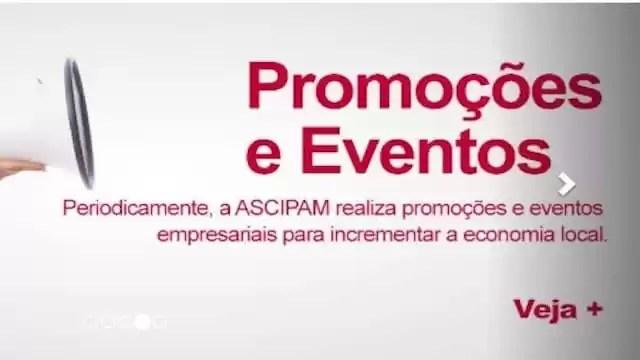 ASCIPAM Mega Prêmios o Ano Inteiro - Rede da Promoção