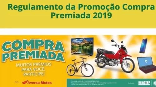 Promoção ACISP Compra Premiada 2019