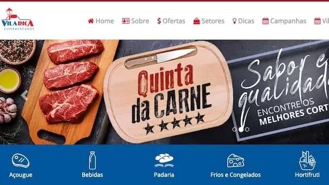 Vila Rica Supermercado Esse Ano é Mais