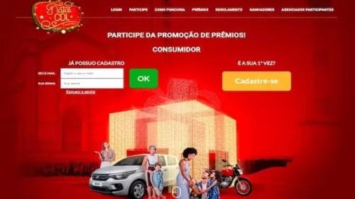 Promoção Natal CDL Mais Presentes