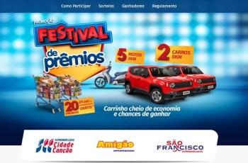 Promoção Festival de Prêmios