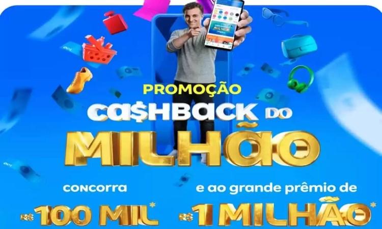 Cashback do Milhão Magalu 2021