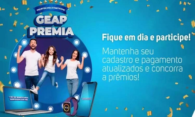 Promoção GEAP Premia