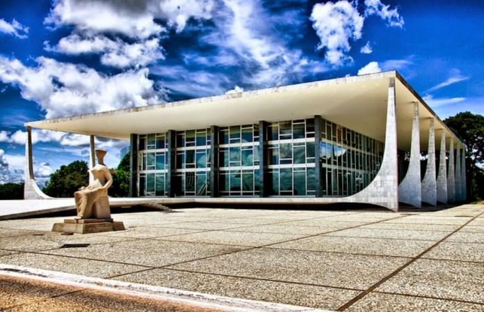 Resultado de imagen para Fotos de El Tribunal Supremo de Brasil
