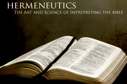 Hermeneutical Principles