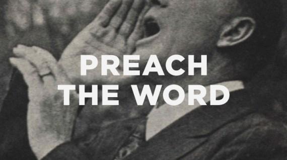 preach the word