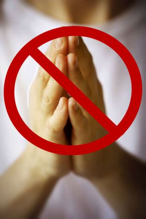 Pray Less