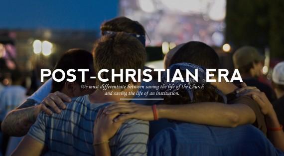 post Christian pre Christian