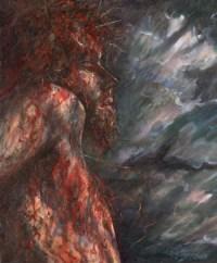Crucifixion art