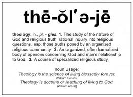 Defining Theology