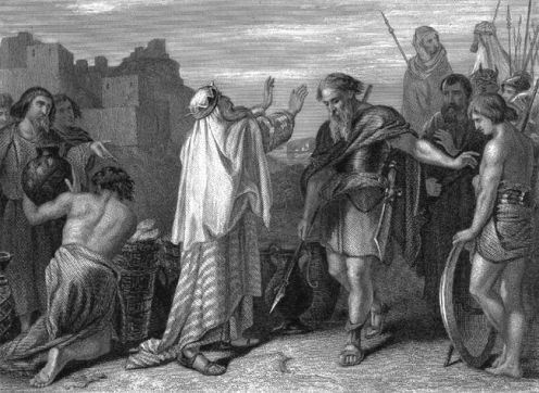 Genesis 14 Abram Melchizedek