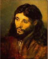 Jesus Rembrandt