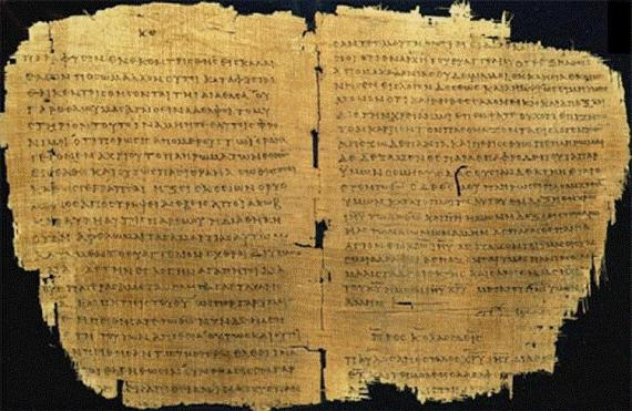 Greek manuscripts